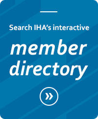 Search IHA's new interactive member directory.